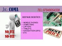 JKT_Coma Repair Service Center