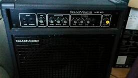 Soundmaster amp