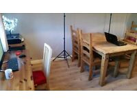 Flexible Short Term - Office / Desk Space / Film & Photography £17 per day all Inclusive