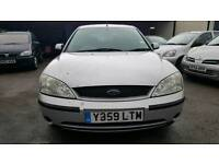 Ford Mondeo LX Silver 1.8 5 Door 2001