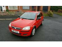 2005 VAUXHALL CORSA 1.2 AUTOMATIC. ONLY 15000 MILES.