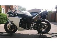 Yamaha r1, want supermoto swap px
