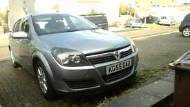 Vauxhall astra 1.6 petrol new cambelt and water pump and serviced sept 16