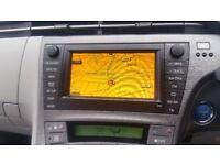 Toyota Prius 2012 radio cd navi B9019