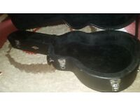 Taylor {Genuine] Acoustic Guitar Case...Near Mint Condition