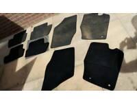 Peugeot 307 sw floor mats