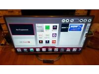 "Tv LG 47 "" Smart 3D"