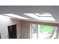 M & C PLASTERERS No matter what the size of the job is we are clean and reliable