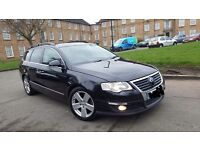 VW PASSAT 2.0 TDI SPORT ESTATE 2007, 6 SPEED GEARBOX LOOKS AND DRIVES SUPERB NEEDS TO GO TODAY