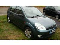 Ford fiesta 1.4, only 70,000 miles F/S/H long mot £600 if gone today