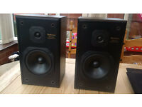 Technics SB-CS5 Main / 2 WayStereo Speakers