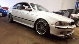 2000 bmw e39 535 v8 manual sport (very rare)