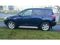 2008 RAV4 XTR 2.0 VVTI AUTOMATIC 5dr With Just 42000 Miles And In Oustanding Condition Throudghout.