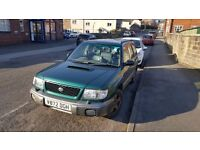 For Sale Subaru Forester S Turbo AWD Auto very good car great in snow.