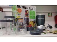 NutriBullet 600W Juicer Blender Nutrition Extractor-12 PCS SET brand new