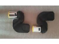 Icandy bottom car seat adaptors for maxi cosi