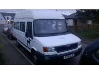 for sale LDV 2400ccdesel campervan