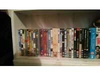 All dvds £2 each