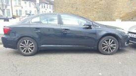 CHEAP PCO Car £120 | PCO HIRE | Toyota Avensis 63 Plate | Cheap PCO Car