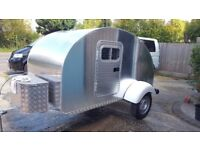 Tear drop camping trailer for sale