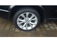 BMW X5 ALLOY WHEELS 20 INCH M SPORT ALLOYS