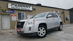2015 GMC Terrain SLE-BACK UP CAMERA-1 OWNER OFF LEASE-FACTORY WA