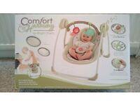 Baby Swing - Bright Starts Comfort & Harmony