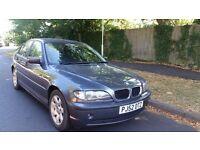 DEC 2002 BMW 320d 2.0 SE. FULL MAIN DEALER SERVICE HISTORY. 12 MONTHS MOT.