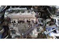 HONDA ACCORD 2,2 CTDI ENGINE +INJECTORS+NEW TURBO+GEARBOX