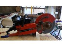 petrol stone and metal cutter