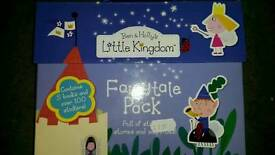 ben & holys fairy tale pack