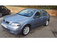 2003 53 VAUXHALL ASTRA MOT 9/2017 PART EX WELCOME DELIVERY ANYWHERE