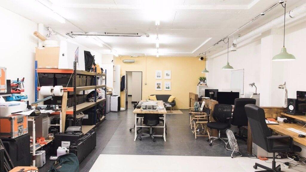 Studio 114 / Creative Office Space / Photography Studio / East London / London Fields / Hackney