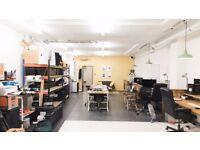 Studio 114 / Creative Office / Photography / Film Studio / East London / London Fields / Hackney