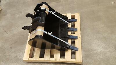John Deere 27 35 Zts 110tlb Wedge Quick Change Bucket 24 Oem Style