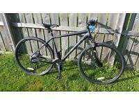 Cannondale Quick CX 3 2017 Hybrid Bike Large RRP ***£749.99*** Brand New