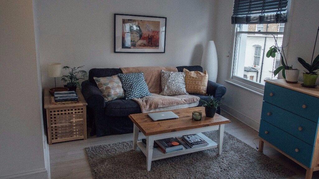 Modern one bedroom flat in Newington Green
