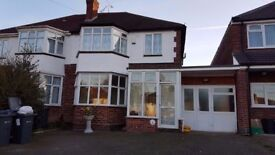 BEAUTIFUL 3 BED SEMI DETACHED FAMILY HOME TO LET IN HANDSWORTH WOOD