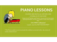 PIANO LESSONS - COTHAM