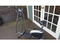 2 in 1 cross trainer Good condition £30