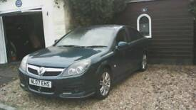 Vauxhall Vectra Exclusive 150 BHP