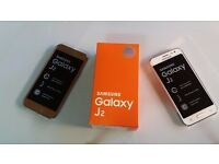 BRAND NEW GALAXY J2 BOXED(Unlocked) WITH FREE EXTRAS!!!