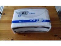 Incontinence Pads.