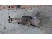 Ford Escort Type 2 Gearbox