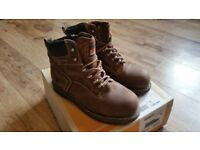 Scruffs Safety Boots (Thunder / Size 9)