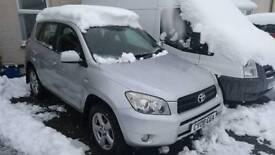 Toyota rav4 xt4 2.2 diesel