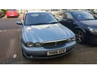 2006 Jaguar X-Tipe diesel top.