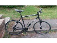 Cube Ltd Comp Hybrid - Large bike