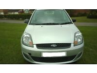 FORD FIESTA 1.2 STYLE 5 DOOR 1 PREVIOUS OWNER SERVICE HISTORY DRIVES PERFECT