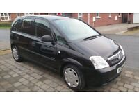 2006 VAUXHALL MERIVA 1.4 LIFE, VERY LOW MILES AT ONLY 37K, JUST SERVICED FOR SALE!